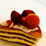フランス菓子アトリエ リリアン - 可哀想に…ww