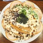 十四代目 哲麺 - 塩豚骨 チャーシュー メンマ