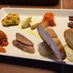 40366290 - スモーク中心の前菜