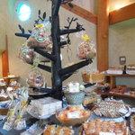 リリエンベルグ - 焼き菓子コーナー