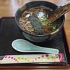 しん坊 - 料理写真:京都 東福寺 しん坊 にしんそば@750