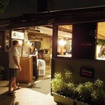 Wasabi Bistro - お店入り口