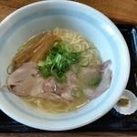 めんや風来房 - 料理写真:鶏塩ラーメン