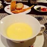 40367297 - 冷製コーンスープ
