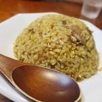 麺屋八代  - 料理写真:炒飯