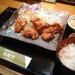 40368157 - 鶏唐揚げ定食