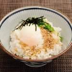 焼肉KUTARO - 焼肉ごはんわさび玉子