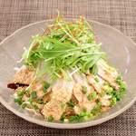 焼肉KUTARO - 豚しゃぶサラダ