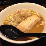麺屋 封 - 夜そば裏通り(780円)魚介豚骨ラーメン