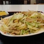 世界 - 野菜炒め