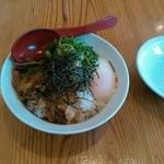 さぬき岩蔵 - 肉玉丼