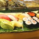 つばさ寿司本店 - 上寿司