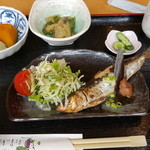 ランチ・カフェ 舎和 - ランチ お魚