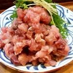 40374049 - 鯵のたたき丼(具大)