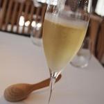 ジョルジュ マルソー - 飲み物はおすすめのシャンパン ノンアルのビールあり