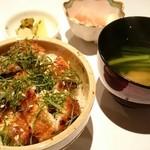ます味 - 穴子丼ほか