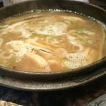 ます味 - 小鍋