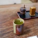 古久家 - 緑茶