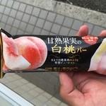 40377591 - 2015年7月29日 甘熟果実の白桃バー