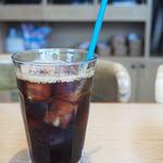 ピッツァ テアトロ カフェ - ランチドリンク