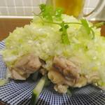 40380898 - 葱油鶏(ソンユーチー)