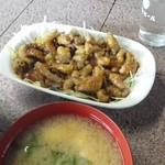 セキネ食堂 - 料理写真:もつ焼き定食