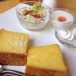 cafe512 - フレンチトーストモーニング