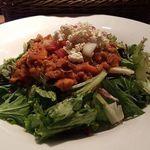 コウソカフェ ビオライズ - 大豆ミートがホントのお肉みたいで野菜のみとは思えない満足感!