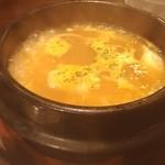 ラ バレンシアーナ - オジャ スペイン風雑炊
