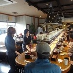 亀正くるくる寿司 - 2015年4月訪問時撮影