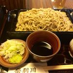 そばところ奈利川 - 料理写真:せいろ