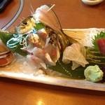 海鮮茶屋 磯の匠 - 料理写真:刺身5種盛り