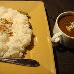 鹿児島黒毛和牛焼肉 Vache - Vache 和牛ビーフカレー