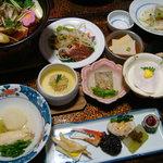 酸ヶ湯温泉旅館 - 夕食