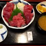 40408860 - 生マグロ丼 ¥990