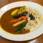 チャヤマクロビ - 夏野菜のローストカレー