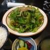 喜良久和風お食事処 - 料理写真:サラダ風おろしとんかつ定食