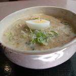 れんげ草 - めっちゃ美味しい豆乳味噌ラーメンです
