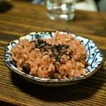 武蔵屋 - 2015.7.30 お赤飯
