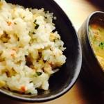 じゅうしぃ & 豚汁セット(単品380円)