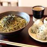 MAIKO茶ブティック - 玉露そば