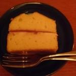 定食サトウ - 本日のケーキ