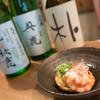 へっつい - 料理写真:賀茂那須ととびあら海老の揚げ出し