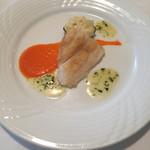 40416179 - 魚料理メイン