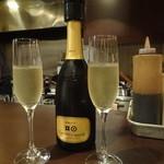 タンポポ - シャンパンで乾杯