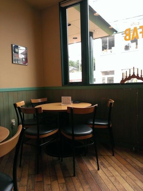 cafe FAB - (2015/7)