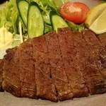 北海料理 るるもっぺ - 十勝牛ステーキ