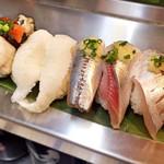 魚がし日本一 立喰寿司 -