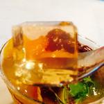 あらたま製菓 - 料理写真:寒天どうぞ~ はぁぃ  o(´○`)o アァ──ン♪