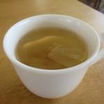 カフェ クロスロード - 野菜スープ